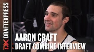 Aaron Craft Draft Combine Interview