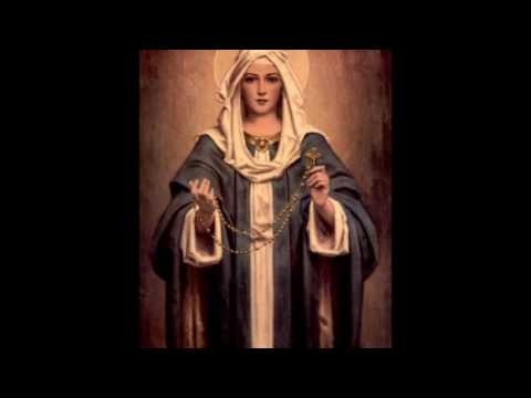 Complete Gregorian Chant Rosary