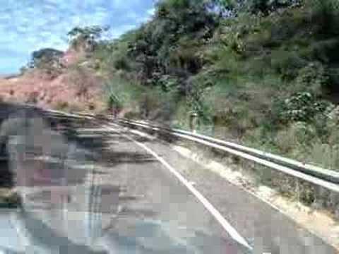 Subida da Serra da Alegria - Rio Verde de Mato Grosso / MS