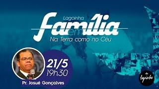 21/05/2016 - Lagoinha em Família - Noite
