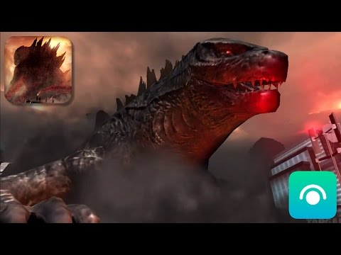 Godzilla: Strike Zone - Gameplay Walkthrough - All Missions (iOS, Android)