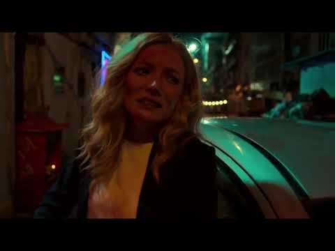 Strike back season 7 episode 1.Lance corporal Zoe Davis murder scene.She was attracted in apartment.