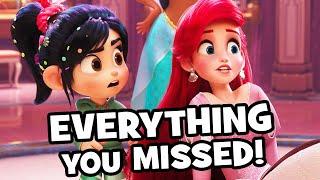 Video Every AMAZING Wreck-It Ralph 2 DISNEY PRINCESS Detail You Missed! - Ralph Breaks The Internet MP3, 3GP, MP4, WEBM, AVI, FLV Desember 2018