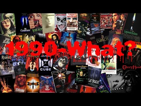 1990-What? A Look At 90's Horror Films | Ep: 1