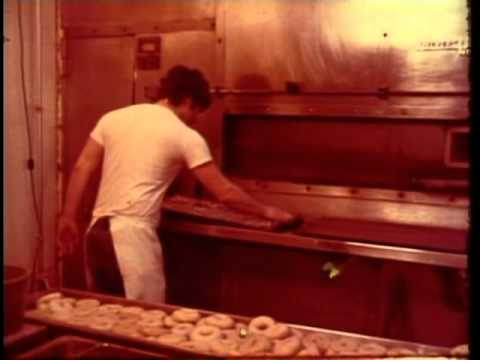 bagels - See our blog post on Brooklyn's bagel history! http://bit.ly/cuZFQA Filmed in Brooklyn, this shows the process of handmade bagels. From creating the dough to...