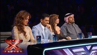 الحلقة السادسة عشر كاملة - العروض المباشرة الاسبوع 4 - The X Factor 2013