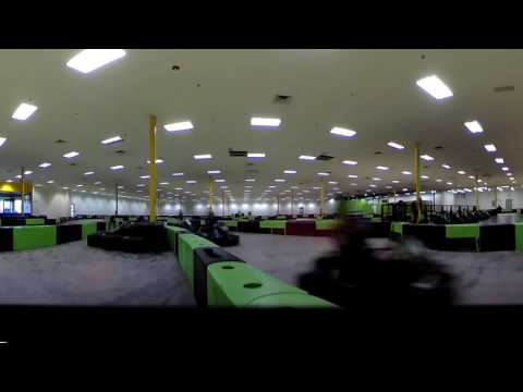 Virtual Reality Go Kart Racing