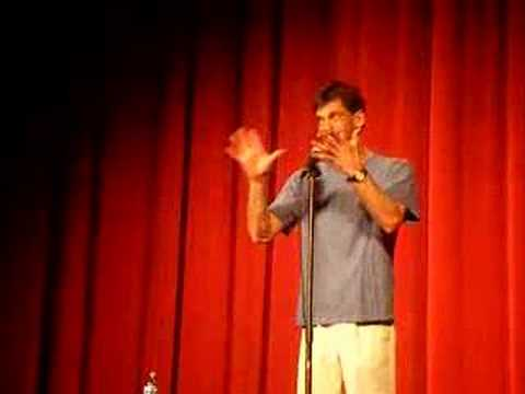 Dale Jones comedy act