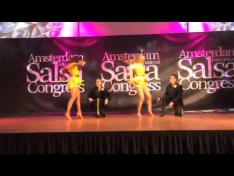 Shaan & Caramelo Pro Team Boogaloo Show AISC 15Nov2014
