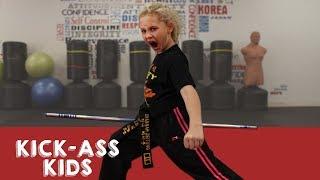 9-Year-Old Ninja Is 4-Time World Champion