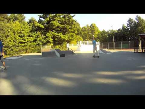 Colchester skatepark