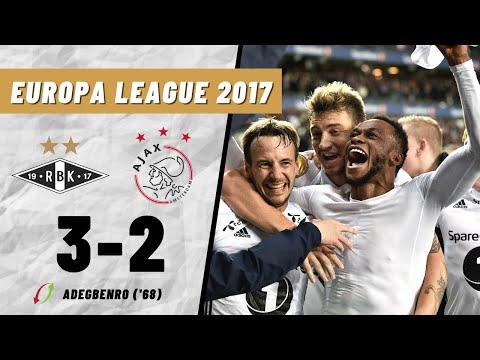 Rosenborg - Ajax   2017