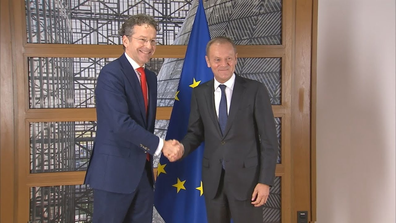 Σήμερα η εκλογή του προέδρου του Eurogroup
