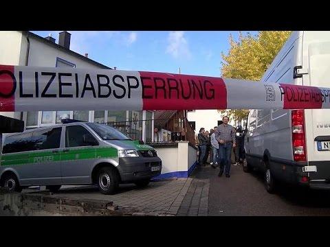 Γερμανία: Ακροδεξιός πυροβόλησε και τραυμάτισε τέσσερις αστυνομικούς
