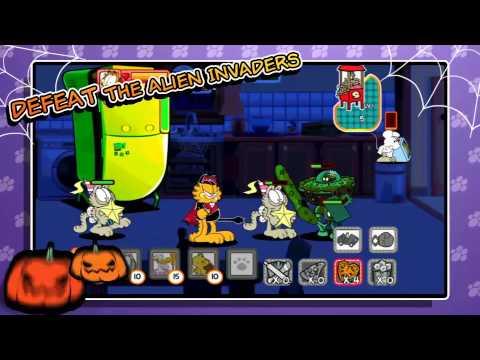 Video of Garfield's Defense
