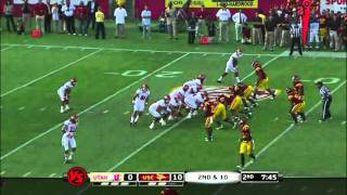 Nick Perry vs Utah 2011