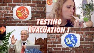 Mois sans tabac : Testing et évaluation avec le Prof Dautzenberg.