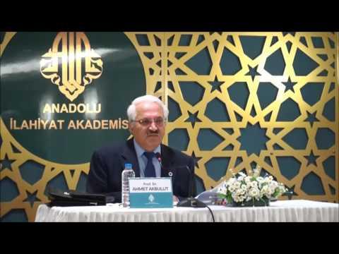 Prof. Dr. Ahmet Akbulut ile