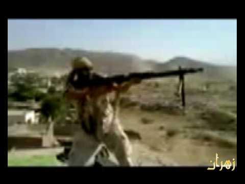 (وحــــش الــــفلا) البطل المجاهد عبد الله الزهراني