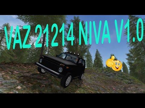 VAZ 21214 NIVA v1.0
