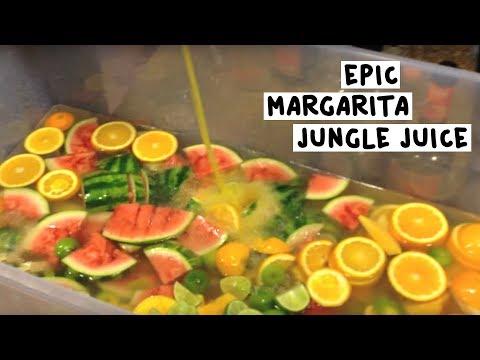Margarita Jungle Juice