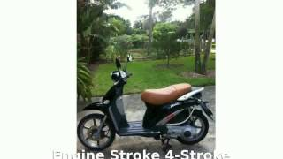 2. 2004 Piaggio LT150 Base -  Top Speed superbike