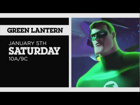 Green Lantern The Animated Series Trailer 2013