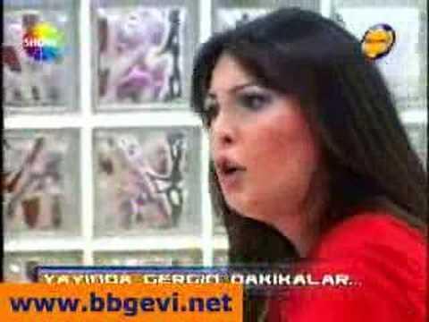 www.bbgevi.net - Final Gecesi Ebru Aynur Gerginliği
