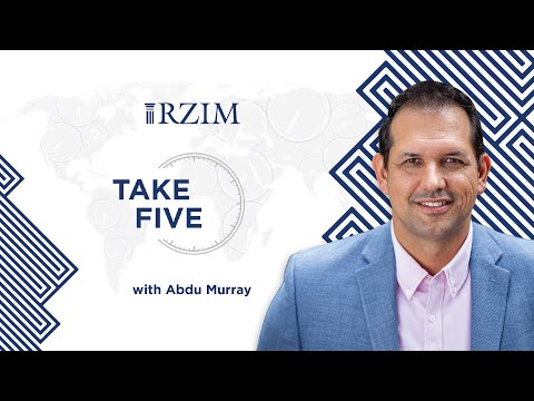 How Can God Be Sovereign, and Yet I Exercise My Free Will? | Abdu Murray | TAKE FIVE | RZIM