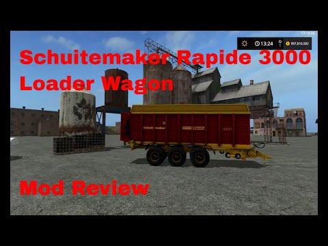 Schuitemaker Rapide 3000 LS17 wsb v1.0