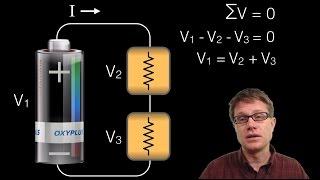 Kirchoff's Loop Rule