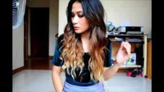 Easy Bohemian waves hair tutorial + OOTD (REUPLOAD)