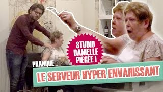 Video Pranque : Le serveur hyper-envahissant (Greg Guillotin) VS Studio Danielle MP3, 3GP, MP4, WEBM, AVI, FLV Mei 2018