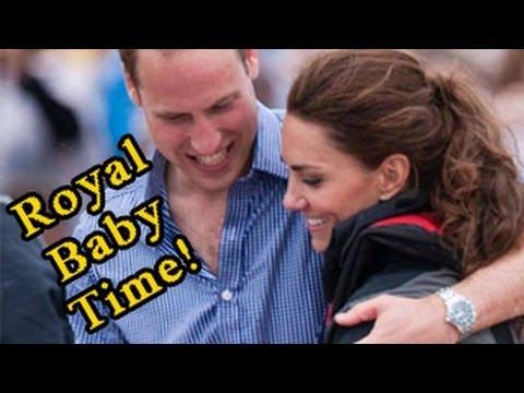 Księżna Kate w ciąży - nadal w szpitalu