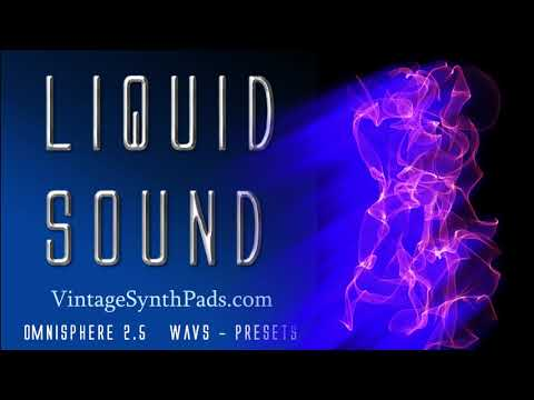 liquid Sound for Omnisphere 2