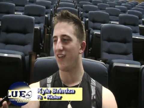 Kyle Brindza Interview 9/20/2011 video.