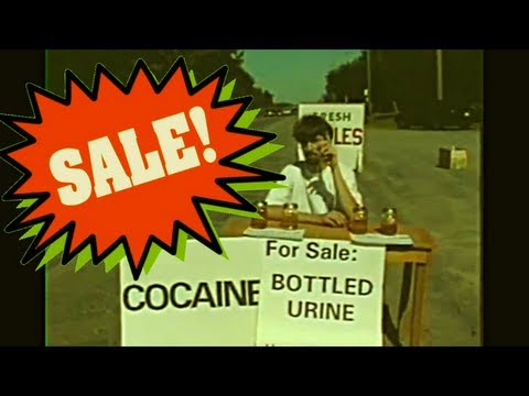 The Tom Green Show - Cocaine and Urine For Sale