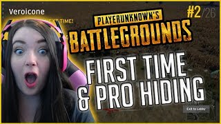 Played PUBG for the first time today on stream and I had so much fun! The highlight of it was myself and my team coming in 2nd purely because I hid the entire game lol. Full version is linked below from Twitch. Sorry for the quality, it didn't transfer to YouTube very well and then I downloaded it and edited it :(Thanks for watching! I upload new videos weekly. Don't forget to subscribe, like, and comment.https://www.twitch.tv/videos/148367697Find MeTwitch: http://twitch.tv/veroicone (stream weekly!)Twitter: http://twitter.com/veroiconeInstagram: http://instagram.com/veroiconeDiscord Server: https://discord.gg/4BwcgsUWebsite: http://veroicone.comAmazon Wishlist: http://amzn.com/w/3EP7VQPGX5VTVBackground Music from https://www.youtube.com/teknoaxe
