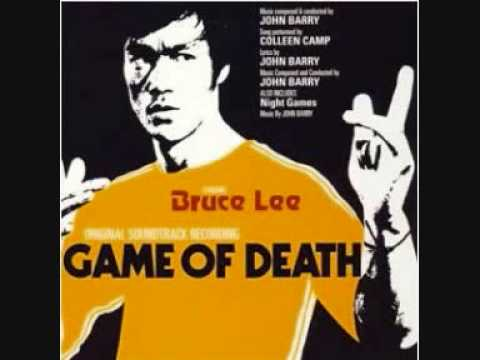 JOHN BARRY - Game Of Death / 'Main Theme' (1978)