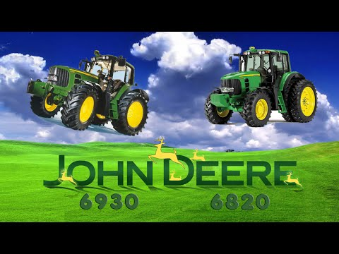 JD 6820 full washable V2
