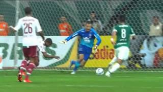 Em jogo eletrizante, Palmeiras elimina Fluminense nos pênaltis e avança para final.
