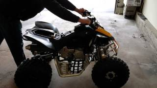 7. Can Am ds90x before mods install