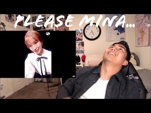 [Selfie MV] 트와이스(TWICE) - YES or YES REACTION! PLEASE MINA....
