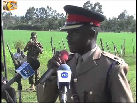 KDF soldier killed during Sunday Al Shabaab attack laid to rest