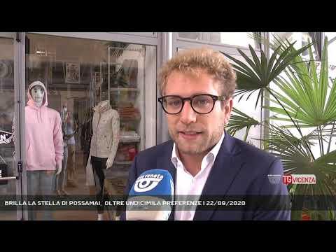 BRILLA LA STELLA DI POSSAMAI,  OLTRE UNDICIMILA PREFERENZE | 22/09/2020