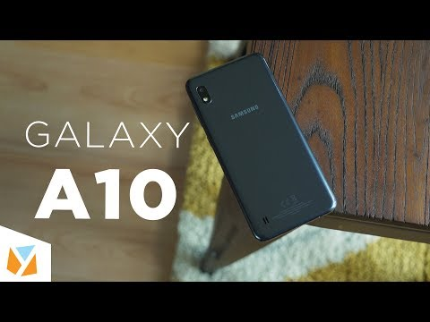 Samsung Galaxy A10 Review