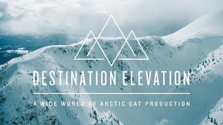 7. Destination Elevation