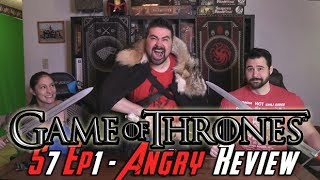 Video Game of Thrones Season 7 Episode 1 -  Angry Review! MP3, 3GP, MP4, WEBM, AVI, FLV Juni 2019
