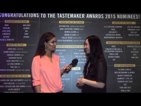 CultureMap Tastemaker Awards 2015