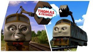 Thomas & Friends: Every Single Diesel 10 Scene (2000-2013)